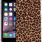 Coque iPhone 6 / 6S PLUS Motif Léopard / Silicone
