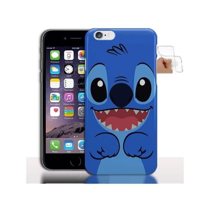 p 1 3 8 138 Coque iPhone 7 iPhone 8 Silicone Stitch Fun Amusante