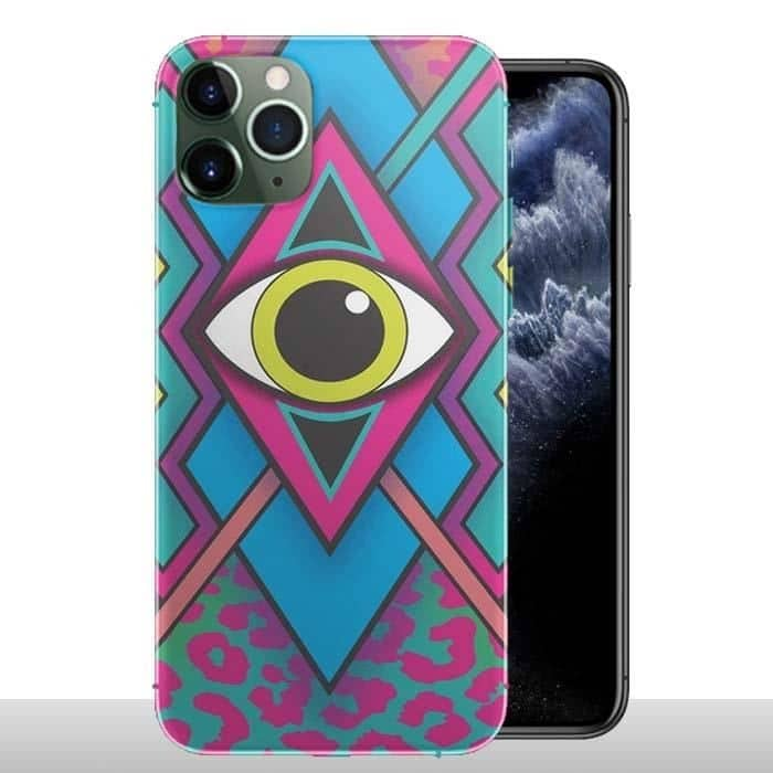 Coque TPU iPhone 11 / 11 PRO / 11 PRO MAX Oeil Tribal