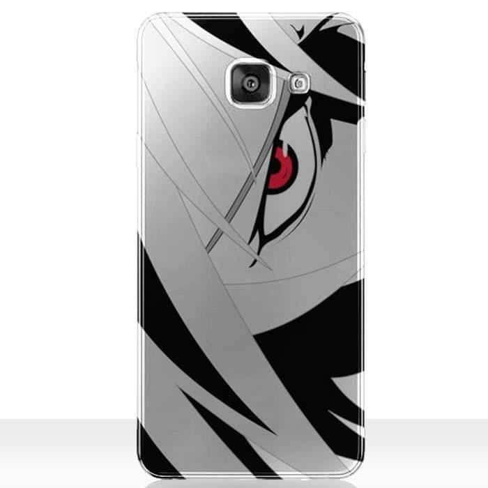 Coque A3 2017 Eye Naruto / Etui portable Samsung SM A 320 Manga