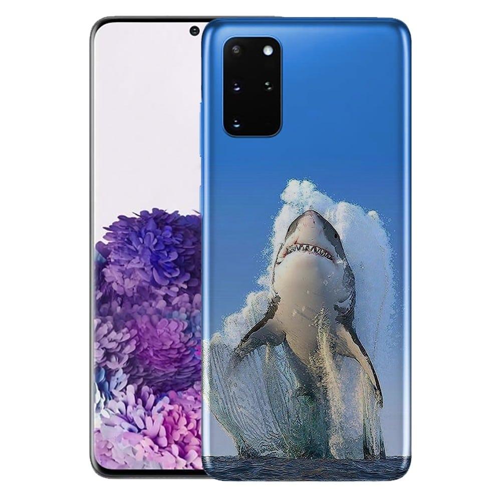 Requin   Coque S20, S20 , S20 Ultra Samsung Galaxy   Antichocs