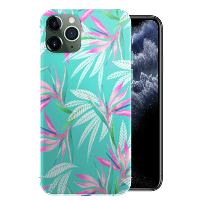 Watercolor Floral - Coque iPhone 11