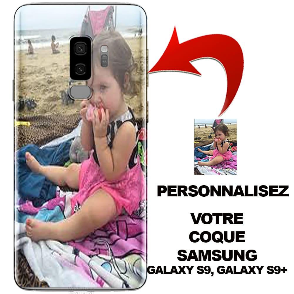 Perssonnaliez Votre Galaxy S9   Coque Samsung S9 Personnalisable