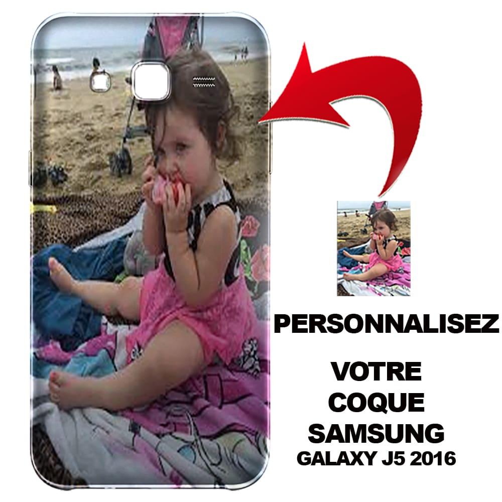 coque personnalisable samsung j5 2016