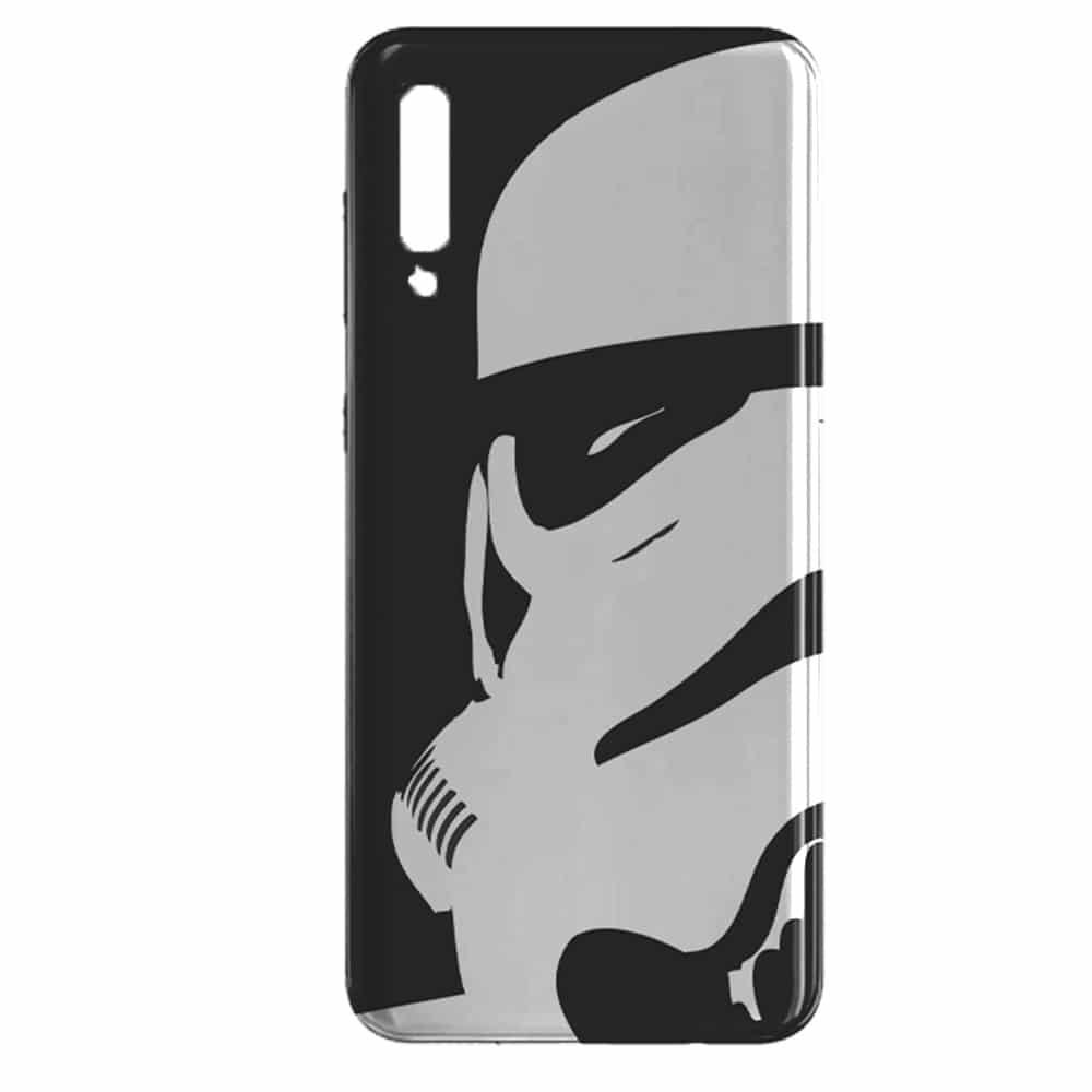 coque iphone 12 stormtrooper art