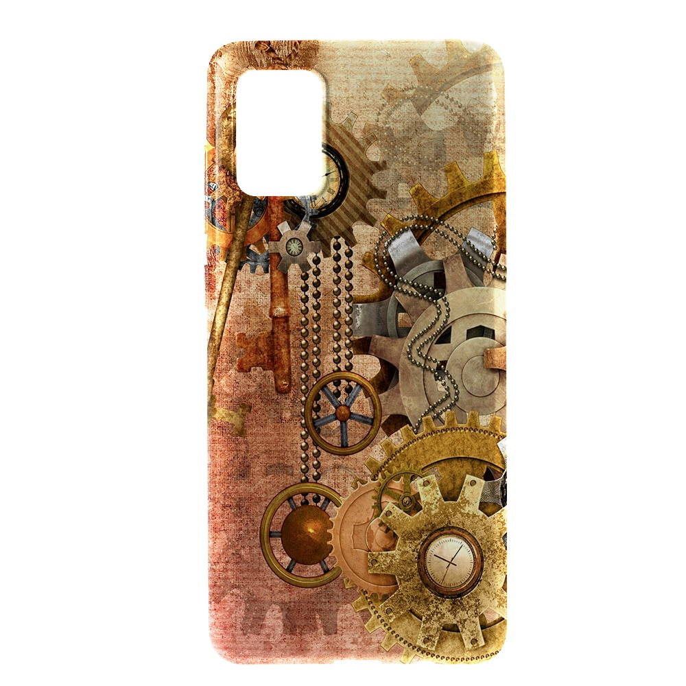 coque iphone 8 steampunk art