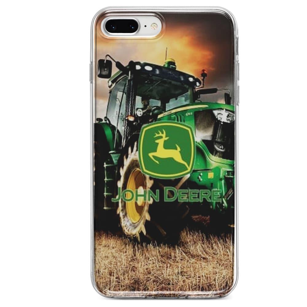 Coque John Deer Tractor Farm iPhone SE 2020 | Motif Tracteur