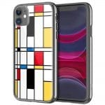 Coque Geometric Abstract iPhone, Samsung, Huawei