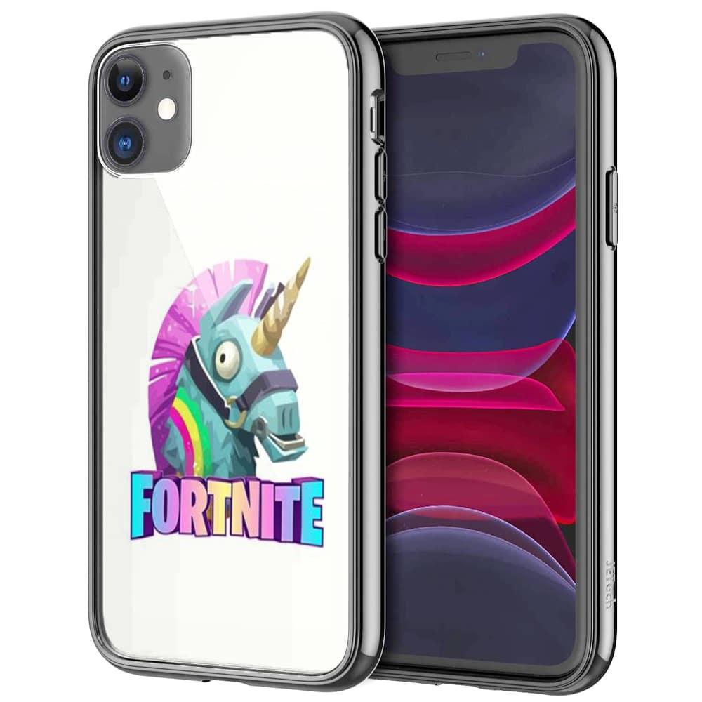 Coque Licorne Fortnite | iPhone, Samsung, Huawei | Tpu, Verre