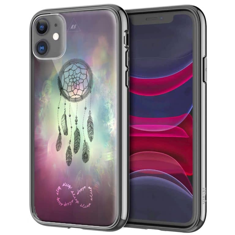Coque-Verre-Trempé-iPhone-12-sleep-for-dream