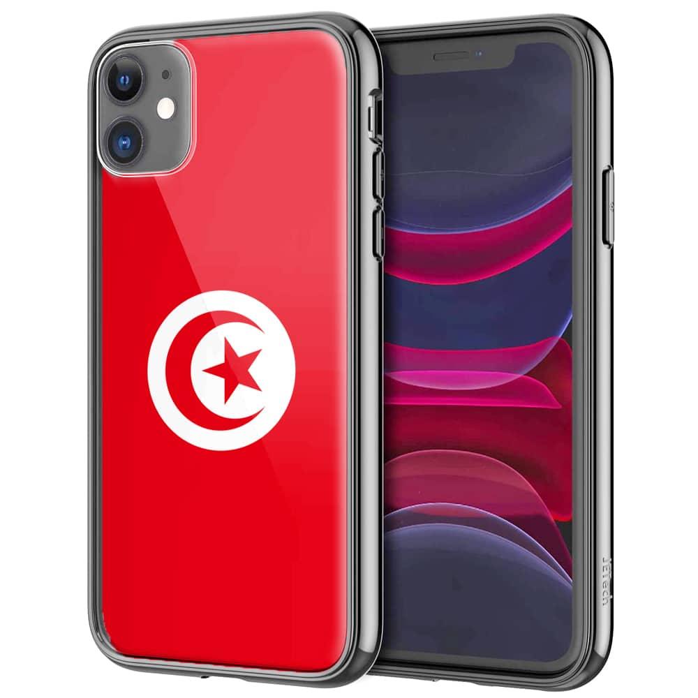 Coque Huawei Y6 2018 motif Tunisie