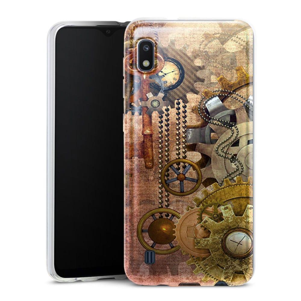 Coque Samsung A10 Steampunk   Housse Silicone Gel