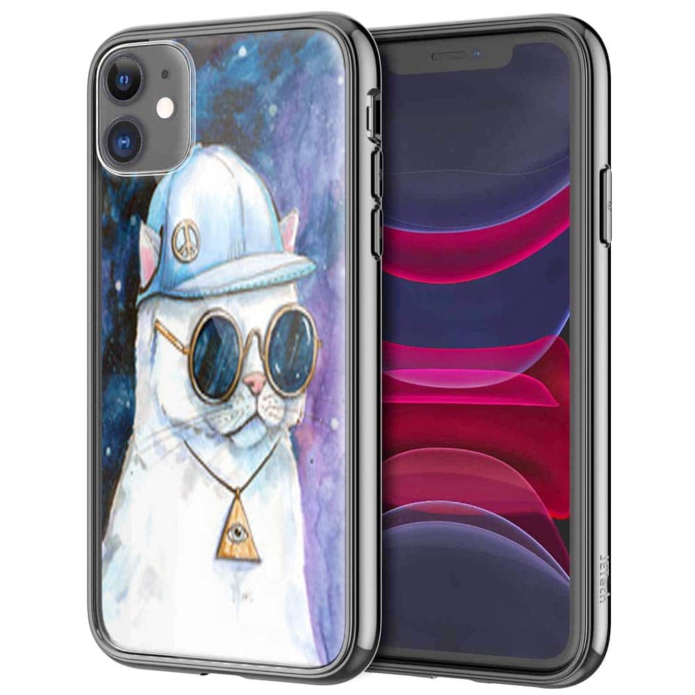 coque iphone 8 hipster animal