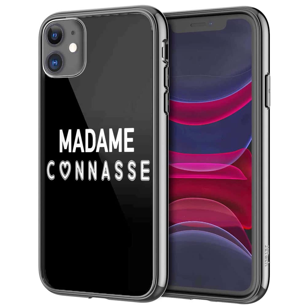 Coque Madame Connasse | iPhone, Samsung, Huawei, Xiaomi