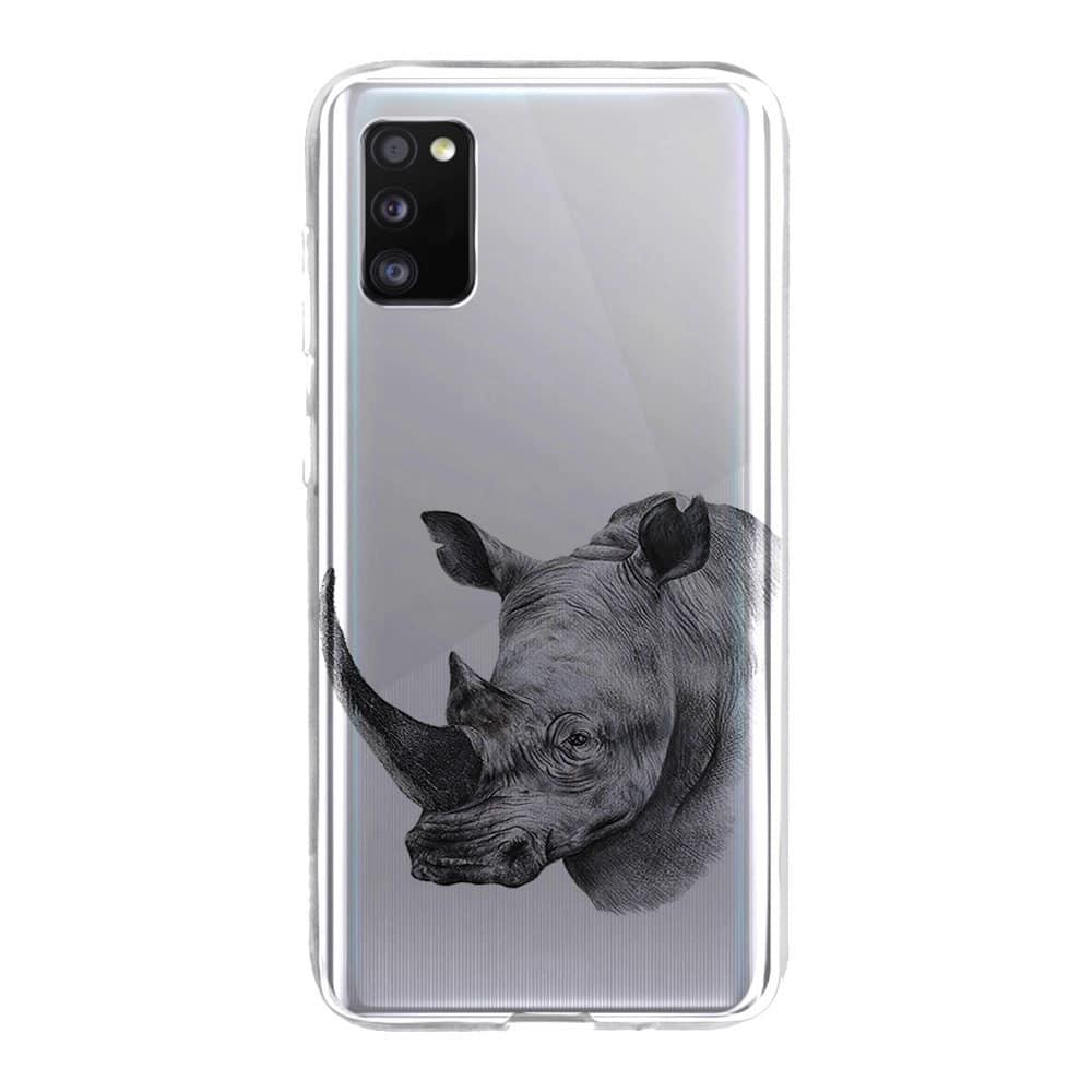 Coque Samsung Galaxy A42 5G rhino shield art